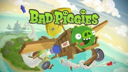 Bei den wütenden Vögeln wurden sie noch beschossen. In Bad Piggies bekommen sie ein eigenes Smartphone-Abenteuer: die grünen Schweine! Dieser witzige Trailer zeigt das spannende Spielsystem, in dem es darum geht in abenteuerlichen Kisten über abgefahrene Strecken zu rasen. Das Besondere daran: In Bad Piggies können Spieler die Fahrzeuge selbst zusammenbauen. Aus einer riesigen Auswahl an Einzelteilen, mit Millionen an möglichen Kombination.