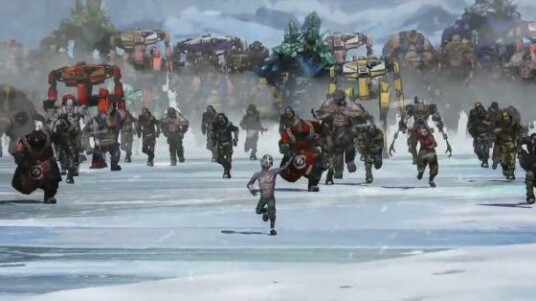Borderlands 2 - Koop Launch-Trailer