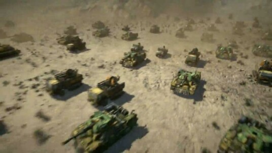 Command & Conquer: Generals 2 - GamesCom 2012 Trailer