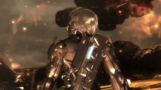 Metal Gear Rising: Revengeance - Tokyo Game Show 2012 Trailer