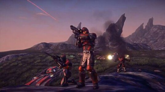 Planetside 2 - Amerish Reveal Trailer