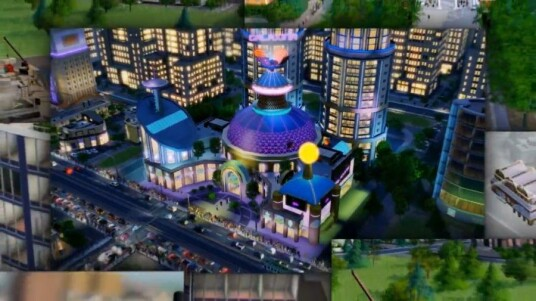 Sim City World - GamesCom 2012 Trailer