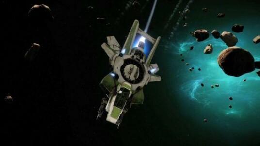 Star Citizen - Physics Trailer