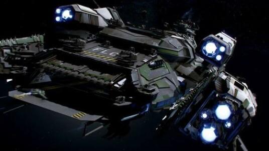 Star Citizen: Squadron 42 - Cinematic Trailer