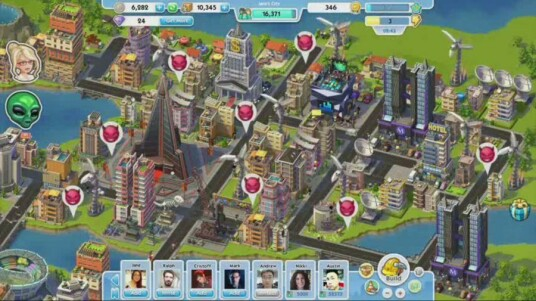 SimCity kommt zum Sozialen Netzwerk Facebook. Dieser Trailer stellt die