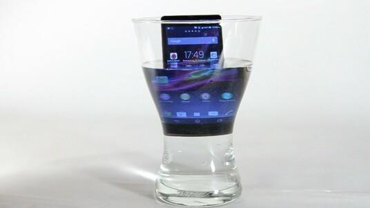 Das Sony Xperia Z vereint Gegensätze wie Eleganz und Robustheit in einem High-End-Smartphone.