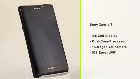 Mit dem Sony Xperia T stellt sich das aktuelle James Bond-Smartphone dem netzwelt-Test.