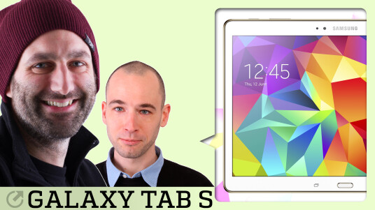 Diesmal könnt ihr euch in der netzwelt-Sprechstunde auf das Samsung Galaxy Tab S freuen. Die Redakteure Dennis Imhäuser und Michael Knott stellen sich live euren Fragen zum neuen Android-Tablet mit Super AMOLED-Display und vergleichen das Tablet mit dem Konkurrenzprodukt aus Cupertino. Was ist euer Favorit? Zum Test: http://www.netzwelt.de/news/141501-samsung-galaxy-tab-s-test-dauerhaft-einleuchtend.html