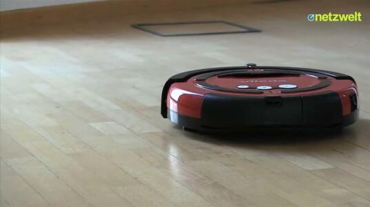Vileda M-488A Cleaning Robot: Saugroboter im Test