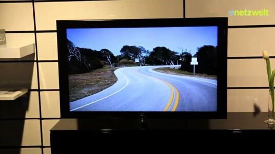 Individual Slim Frame und Reference ID: Loewes neue Apple-Fernseher