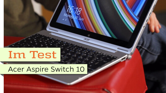 Acer Aspire Switch 10 im Test