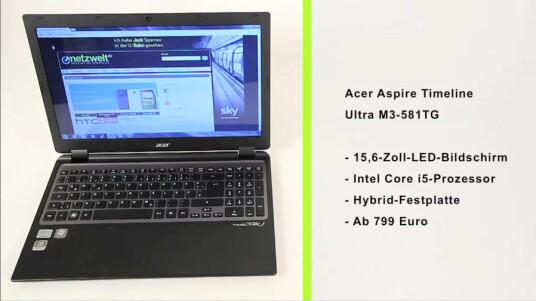 Acer Timeline U