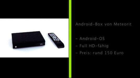 Meteorit Android-Box