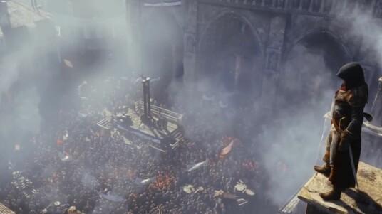 Der nächste Teil der Assassin's Creed-Reihe scheint längst in der Entwicklung zu sein. Ubisoft veröffentlicht einen Trailer zu Assassin's Creed: Unity. Das gezeigte Material soll angebliches Ingame-Footage sein. Im Video seht ihr den typischen Meuchel-Mörder in Assassinen-Montur, der auf einem Dach eine Hinrichtung beobachtet. Die Grafik im Trailer ist nicht mit den Vorgängern vergleichbar und präsentiert sich im NextGen-Look. Ubisoft gibt als einzige Information den Release im Winter 2014 für PS4, Xbox One und PC an.