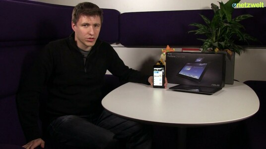 Asus The new Padfone im Test