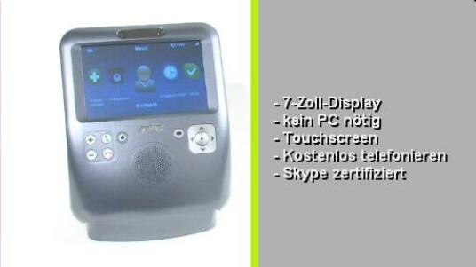 Asus Videophone Eee AiGuru SV1T