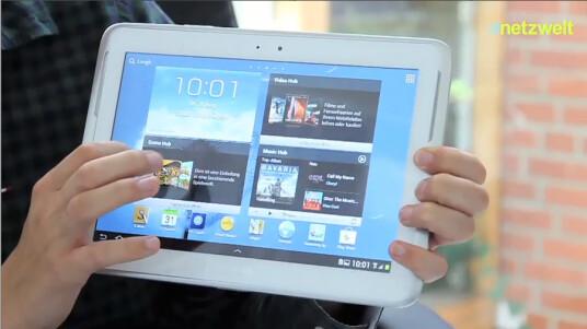Das Galaxy Note 10.1 ist in der Redaktion eingetroffen. Netzwelt durfte als eine der ersten Redatkionen weltweit das Gerät in Empfang nehmen und hat gleich einmal die Note-Funktionen in Augenschein genommen.