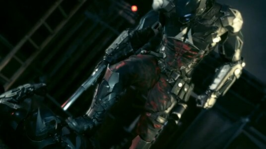 Batman - Arkham Knight: Gameplay-Trailer
