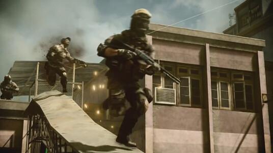 Der 4. und voraussichtlich vorletzte Battlefield 4 DLC ist ab heute für Battlefield 4 Premiumkunden verfügbar. In diesem rücken die nordamerikanischen Infanterietruppen auf das chinesische Festland vor und liefern sich Gefechte mit den ehemaligen Invasoren. Der Trailer zeigt Euch wie das im Spiel aussieht. Regulär ist Dragon's Teeth ab dem 29. Juli erhältlich.