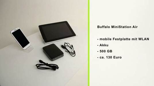 Buffalo MiniStation Air