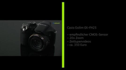 Casio Exilim EX-FH25