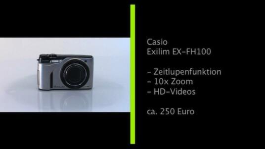 Casio Exilim EX-FH100