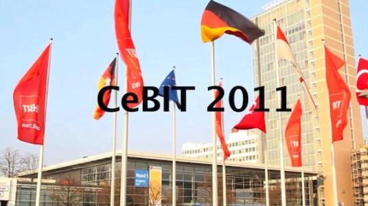 Netzwelt lädt ein zu einem Rundgang auf der CeBIT 2011.