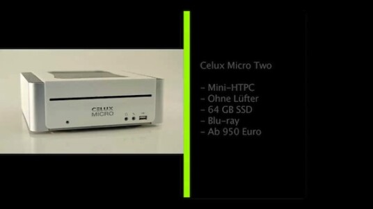 Celux Micro Two