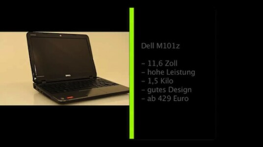 Das M101z von Dell sortiert sich preislich zwischen Netbook und Subnotebook ein. Die gute Leistung des AMD-Neo Prozessors und das gelungene Design stehen dabei einem fehlenden optischen Laufwerk und einem mittelmäßigen Touchpad gegenüber.