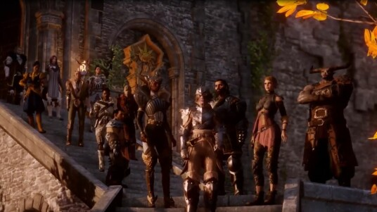 Dragon Age: Inquisition - Stand Together-Trailer