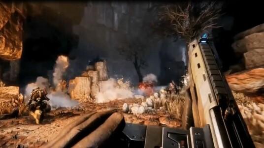 Evolve - Gameplay