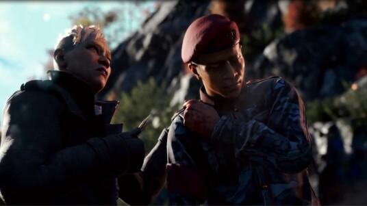 Pagan Min ist der tyrannische Despot in Ubisofts Far Cry 4. Im Rahmen der E3 2014 machte Ubisoft mit Gameplay-Videos und Trailern auf die neuste Auflage des Ego-Shooters aufmerksam. Zur Story: Ihr kehrt in eure Heimat Kyrat, einer fiktiven Bergregion des Himalaja, zurück und werdet von Pagan Min gebührend empfangen. Pagan schlachtet einen Soldaten ab, macht mit euch ein gemeinsames