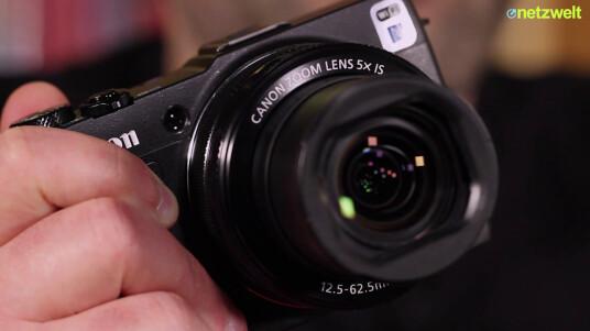 Die Canon PowerShot G1 X Mark II ist das Spitzenmodell der Kompaktkameraserie. Die Digitalkamera ist mit einem großen CMOS-Sensor und einem fünffachen Zoomobjektiv ausgestattet. Hier sehen Sie das Fazit zur Canons PowerShot-König -