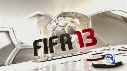 FIFA 13 - E3 2012 Trailer