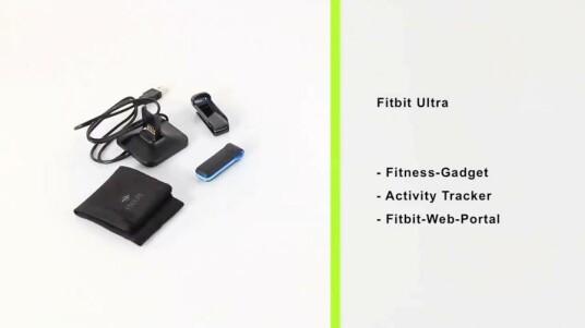 Der Fitbit Ultra ist ein Activity Tracker der US-amerikanischen Firma Fitbit. Der Tracker zählt die zurückgelegten Schritte und die erklommenen Etagen, genauso wie die verbrauchten Kalorien und gegangenen Kilometer des Nutzers. Auf diese Weise soll der Fitbit Ultra den Nutzer zu mehr Bewegung anspornen.