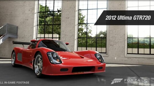 Mit der Xbox One kam auch der fünfte Teil von Forza Motorsports auf den Markt. Die Rennsimulation ist das Gegenstück zu Gran Turismo 6. Das Alpinestars Car Pack beinhaltet zehn neue Autos. Die Wagen werden im Trailer in NextGen-Grafik vorgestellt. Microsoft Studios hat den DLC seit dem 4. März 2014 im Angebot.