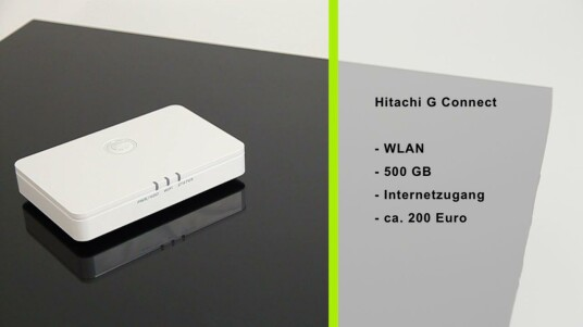 Hitachi G-Connect im Test
