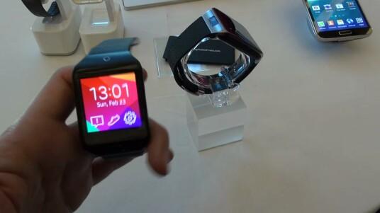 Samsung stellt in Barcelona zwei neue Smartwatches vor. Die Gear 2 und die Gear 2 Neo laufen nicht mit Android, sondern mit dem offenen Betriebssystem Tizen. Netzwelt konnte vorab einen ersten Blick auf die Gear 2 und die Gear 2 Neo werfen.