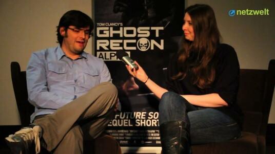 Creative Director von Ubisoft im Interview
