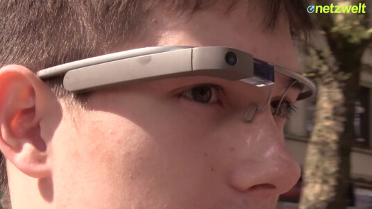 Mit Google Glass in Hamburg-Altona unterwegs