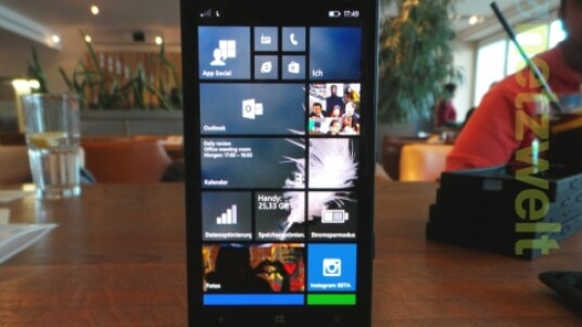 Hands-on Nokia Lumia 930
