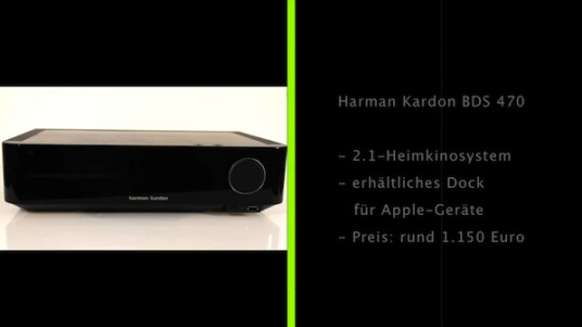 Harman Kardon BDS 470