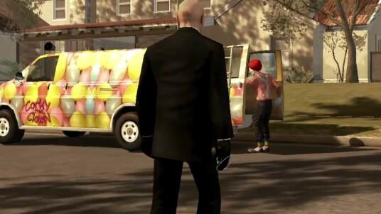 Hitman HD Trilogy - Gameplay Trailer