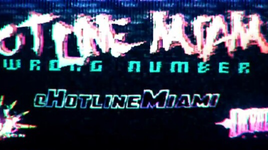 Hotline Miami 2: Wrong Number - Dial Tone-Trailer