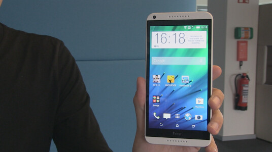 HTC Desire 816 im Test