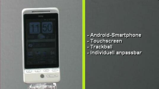 Das HTC Hero ist ein stylisches Handy mit Android Oberfläche, das dem Iphone Konkurrenz macht. das Smartphone überzeugt durch eine gute Verarbeitung und lässt sich dank der Sense-Oberfläache stark an die Bedürnisse des Nutzers anpassen.
