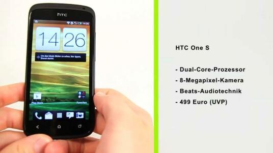 Das HTC One S ist dank seines Keramik-Gehäuses äußerst kratzfest. Neben der besonderen Verarbeitung hat das Modell auch technisch aller Hand zu bieten.