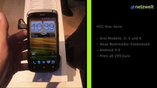 Mit der One-Serie versucht HTC an alte Erfolge anzuknüpfen. Die Modelle sollen vor allem mit ihren multimedialen Fähigkeiten begeistern.