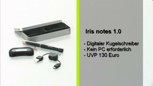 Iris Notes 1.0