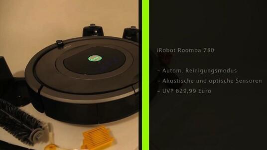 Der Roomba 780 ist eines der neuesten Modelle des Herstellers iRobot. Für die Navigation verwendet das Model akustische sowie optische Sensoren. Zusätzlich befinden sich Virtual Wall Lighthouses im Lieferumfang des Geräts, die den Roomba bei der Bodenreinigung unterstützen.